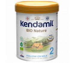 BIO pokračovacie mlieko 800 g DHA+ Kendamil Nature 2