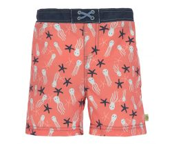 Chlapčenské plavky Lässig Board Shorts Boys Jelly Fish