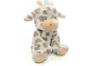 Bobas Žirafka deka 75 x 100 cm + plyšová hračka