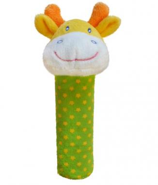 Bobas Žirafka plyšové pískatko