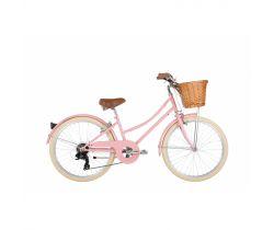 "Detský bicykel Gingersnap 24"" Blossom Pink Bobbin"