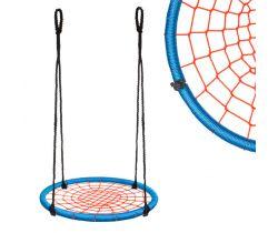 Hojdacie kruh (priemer: 120 cm) Springos Blue / Red