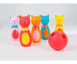Bowling pre najmenších Ludi Mačičky