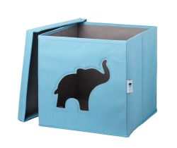 Box na hračky s okienkom STORE IT