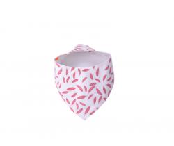 Podbradník šatka Kikadu Flamingo