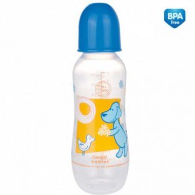 Canpol Maxi fľaša s potlačou 330ml bez BPA