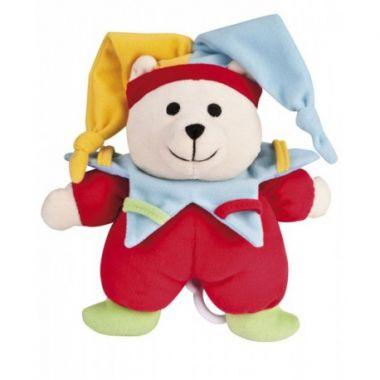 Canpol Medvedík plyšová hrajúca skrinka