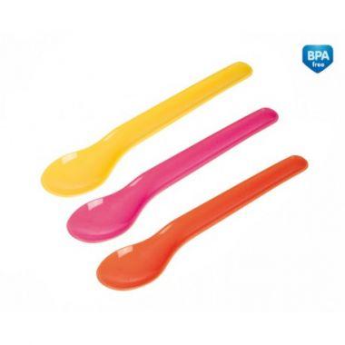 Canpol plastové lyžičky 3 ks