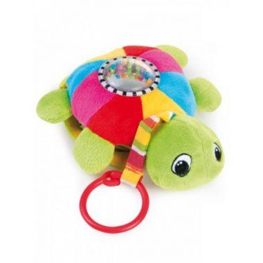 Canpol Želva plyšová edukačná hračka