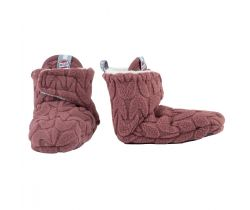 Topánočky Lodger Slipper Fleece Empire Rosewood