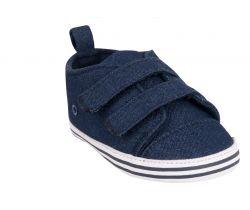 Topánočky so suchým zipsom Yo Dark Blue