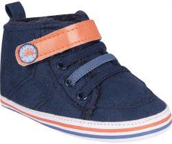 Topánočky so suchým zipsom Yo Dino Blue