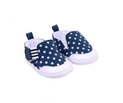 Topánočky Yo Blue-White Stars