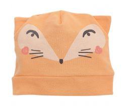 Čiapočka Pinokio Smart Fox Lištička Oranžová