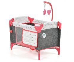 Cestovná postieľka pre bábiky Hauck Toys Sleep N Play Deluxe