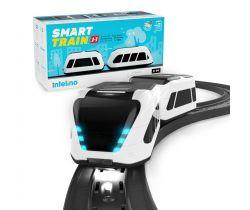 Šikovný nabíjací elektrický vláčik s dráhou Intelino Smart Train