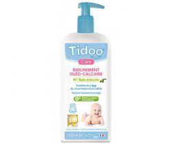 Čistiaca olejová emulzia s kalciom 450 ml Tidoo Bio/Organic