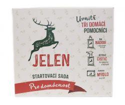 Darčeková kazeta pre domácnosť Jelen