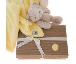 Darčeková krabička Bamboolik Muchlínek Vanilka