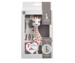 Darčeková sada Vulli Sophie (žirafa + hryzátko)