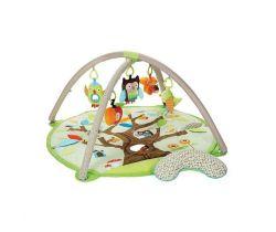 Hrací deka s hrazdičkou 0m + Skip Hop Treetop Friends