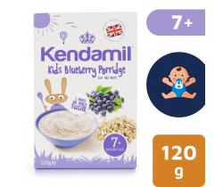 Jemná čučoriedková kaša 120 g Kendamil