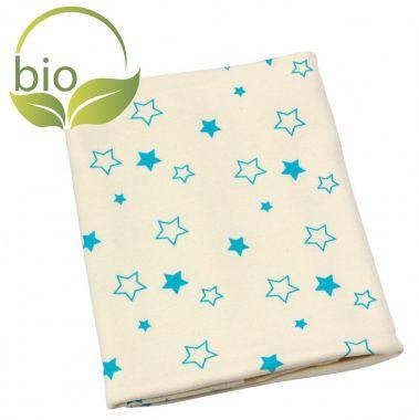 Detská deka 70x100 cm ByBoom BIO bavlna S motívmi