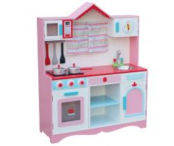 Detská kuchynka Wooden Toys Country