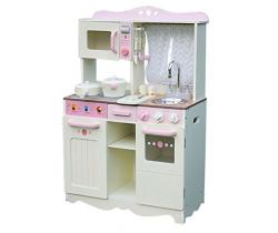 Dětská kuchyňka Wooden Toys Vintage