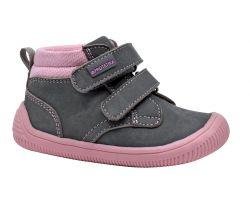 Detská barefoot obuv Protetika Fox Grey