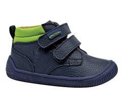 Detská barefoot obuv Protetika Fox Navy