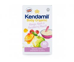 Detská ovsená kaša s ovocím 150g Kendamil Organic Bio