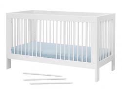 Detská postieľka 140x70 cm Pinio Basic