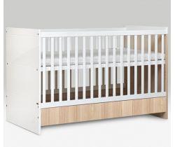 Detská variabilná postieľka 140x70 cm Faktum Alda Classic