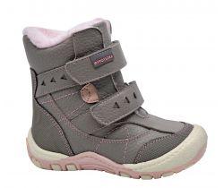 Detská zimná obuv Protetika Derik Grey