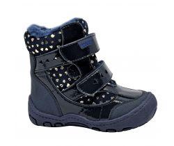 Detská zimná obuv Protetika Derik Navy