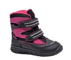 Detská zimná obuv Protetika Maron Black