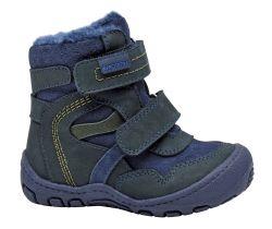 Detská zimná obuv Protetika Marten Marine