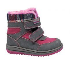 Detská zimná obuv Protetika Ramona Fuxia