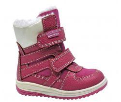 Detská zimná obuv Protetika Trinity Fuxia