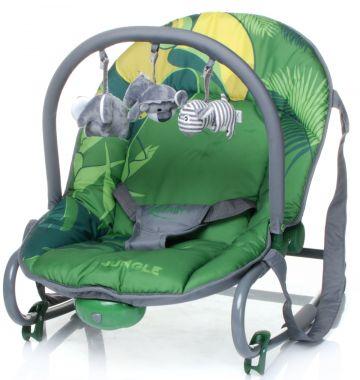 Detské lehátko 4Baby Jungle