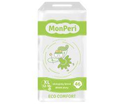Detské plienky 46 ks 12-16 kg Monperi Eco Comfort XL