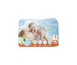 Detské plienky Tidoo T3 Midi 4/9kg (35ks)