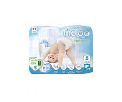 Detské plienky Tido T5 Junior 12 / 25kg (29ks)