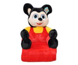 Detské plyšové kresielko Smyk 2v1 Mickey