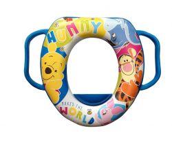 Detské sedátko na WC OKT Winnie The Pooh modrá