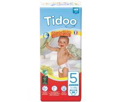 Detské trénovací plienkové nohavičky Tidoo T5 Junior 10/18kg (36ks)