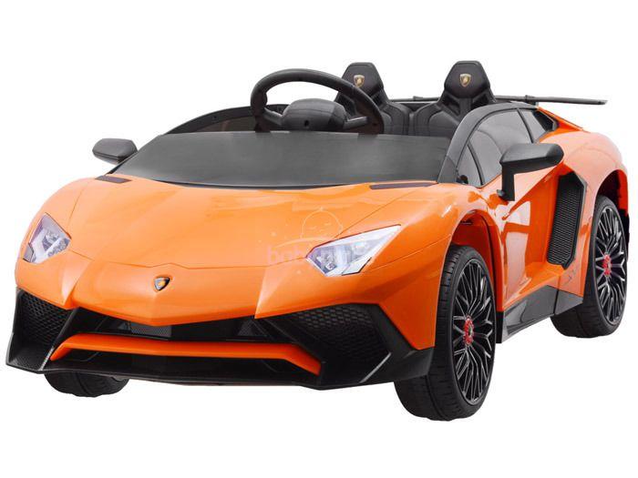 Lamborghini pripojiť