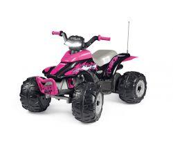 Detské vozítko Peg-Pérego Corral T-Rex 330W Pink