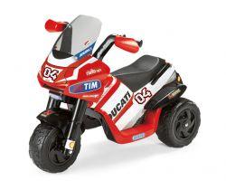 Detské vozítko Peg-Pérego Ducati Desmosedici